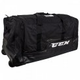 "CCM 280 Deluxe Wheel 37"" Wheeled Hockey Equipment Bag"